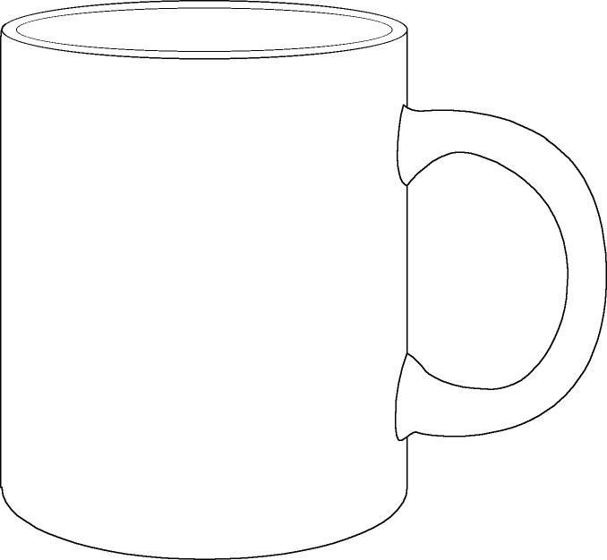 Coffee Mugs Drawing Download